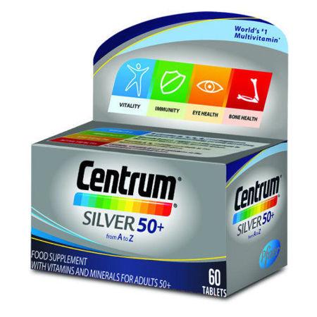Picture of CENTRUM SILVER 50+  60 tableta