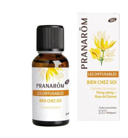 Picture of PRANAROM HOME SWEET HOME MJEŠAVINA ZA DIFUZER 30ML