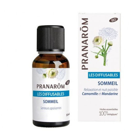 Picture of PRANAROM SLEEP MJEŠAVINA ZA DIFUZER 30 ML
