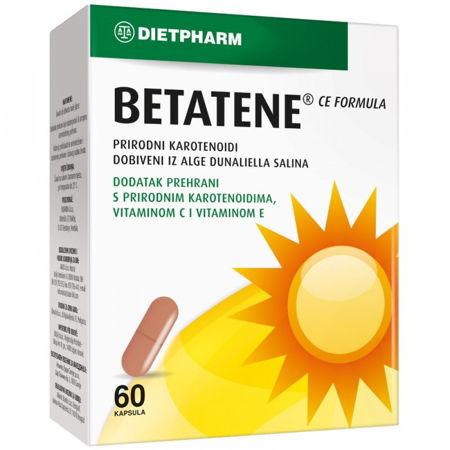 Picture of BETATENE 60 KAPSULA