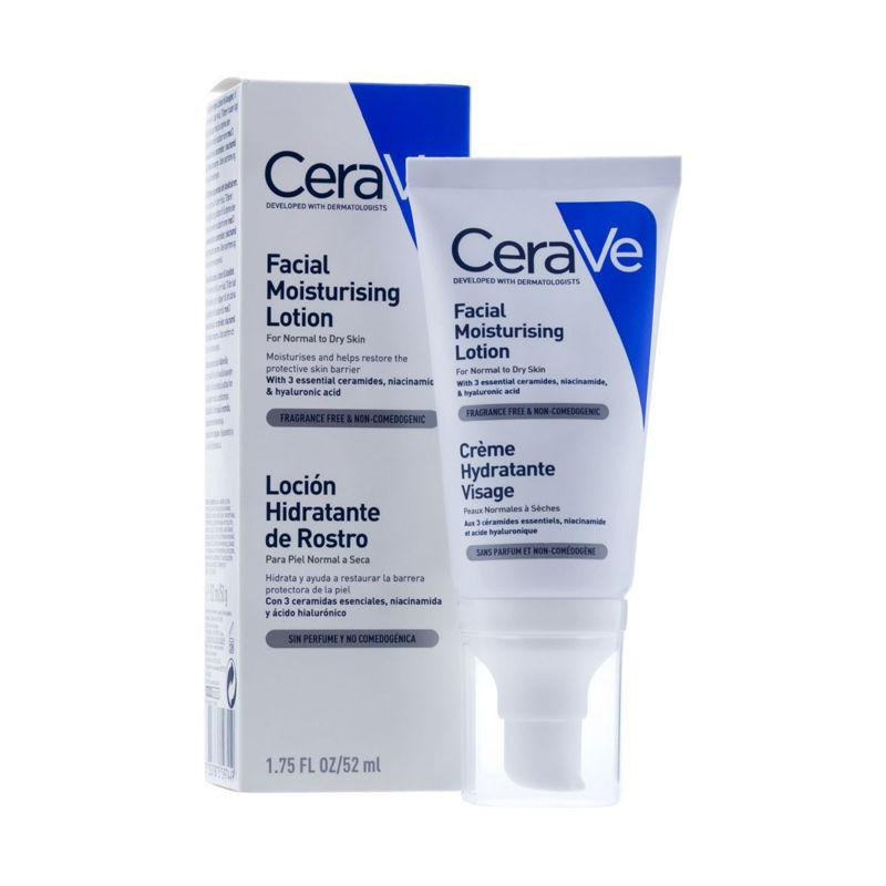 Picture of CeraVe hidratantna njega za lice 52 ml