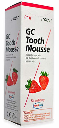 Picture of TOOTH MOUSSE ZUBNA KREMA 40 G JAGODA