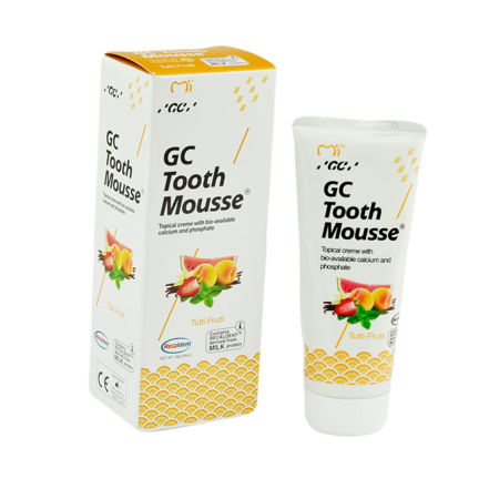 Picture of TOOTH MOUSSE ZUBNA KREMA 40 G TUTTI FRUTI