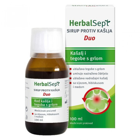 Picture of HERBALSEPT DUO SIRUP 100 ML
