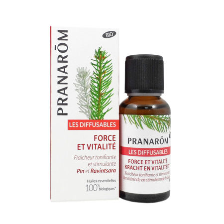 Picture of PRANAROM FORCE& VITALITE BIO 30 ML
