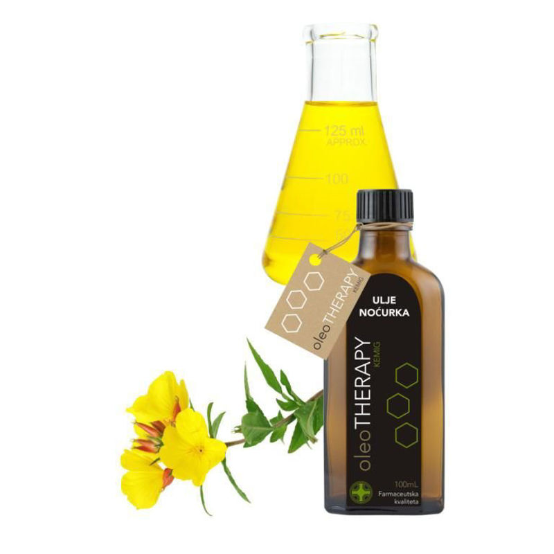 Picture of OleoTHERAPY ULJE NOĆURKA 100 ML