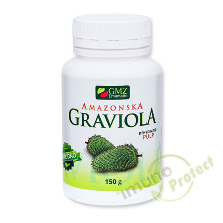 Picture of GRAVIOLA PRAH 150G