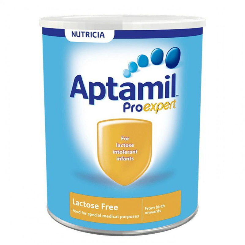 Picture of APTAMIL LACTOSE FREE 400 G
