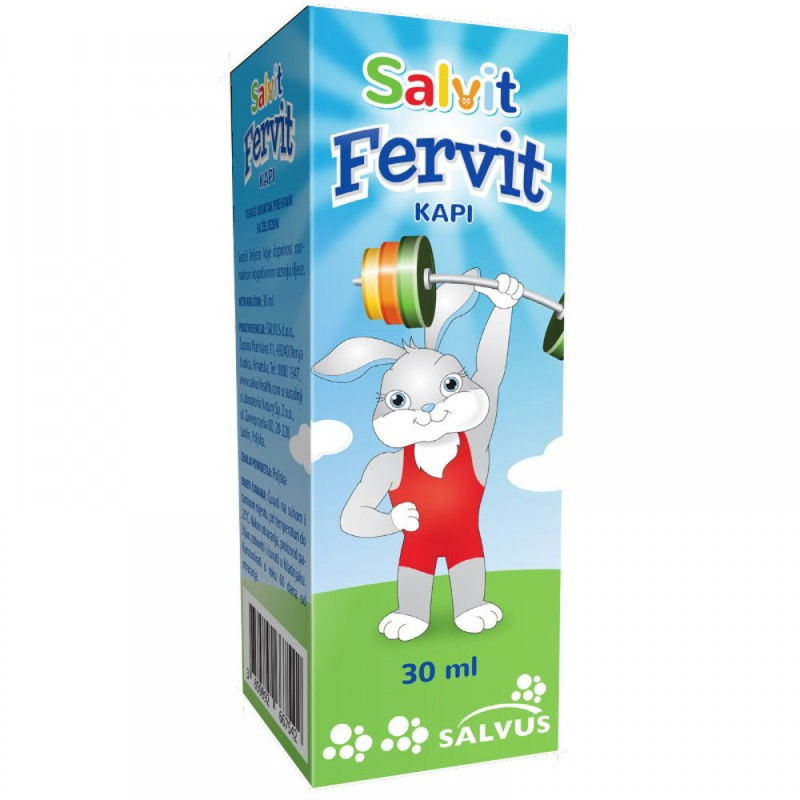 Picture of SALVIT FERVIT KAPI 30 ML