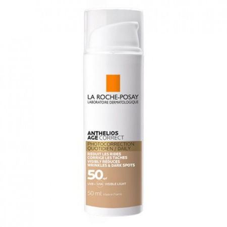 Picture of LA ROCHE POSAY ANTHELIOS AGE CORRECT TONIRANA KREMA SPF50 50ML