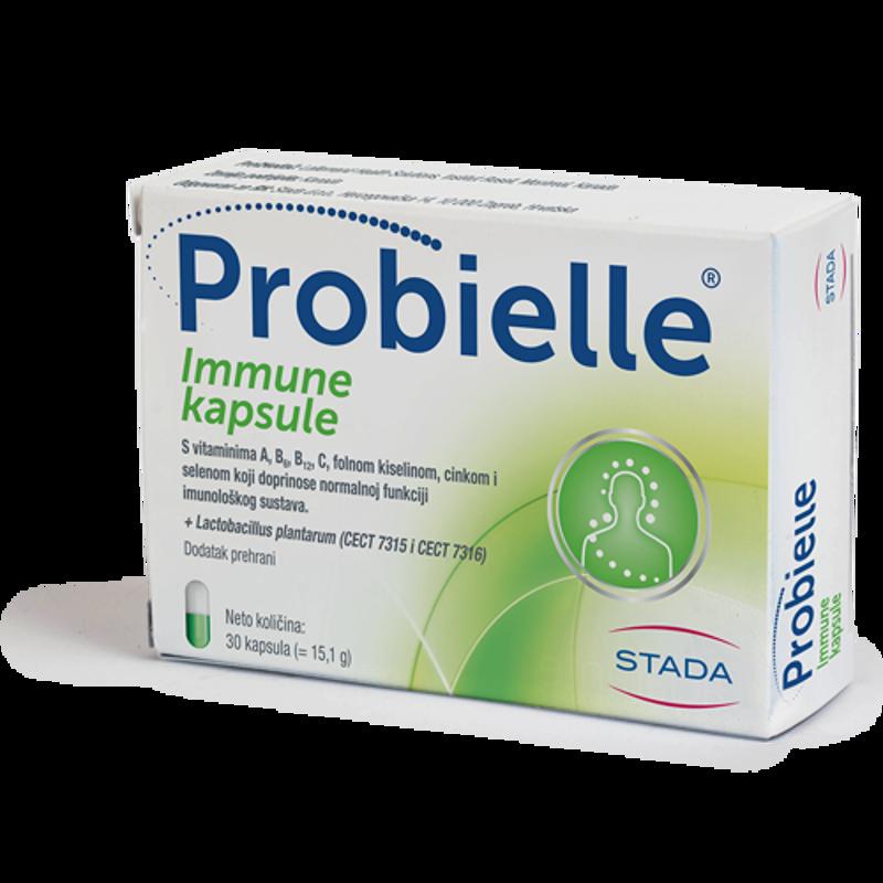 Picture of PROBIELLE IMMUN 30 KAPSULA 1+1 GRATIS