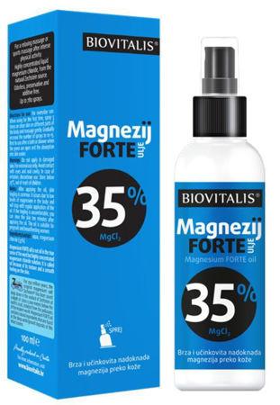 Picture of BIOVITALIS MAGNEZIJ FORTE ULJE 100 ML