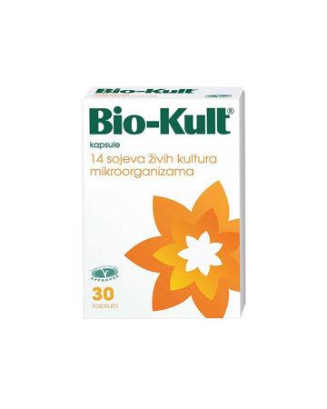 Picture of BIO-KULT KAPSULE 30 KOMADA