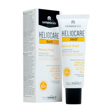 Picture of HELIOCARE 360° MINERAL FLUID SPF50 50ML