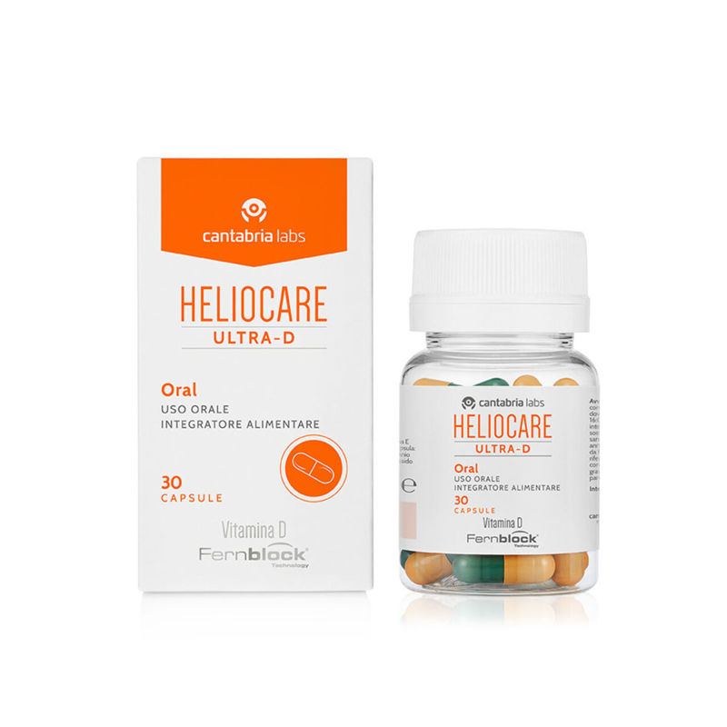 Picture of HELIOCARE ORAL ULTRA D KAPSULE 30 KOM