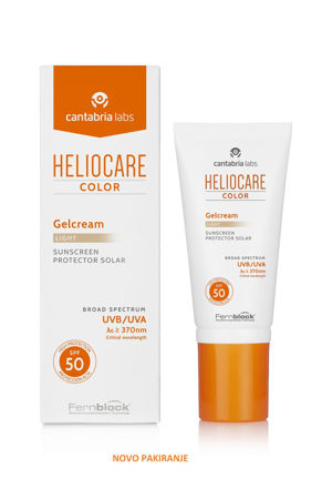 Picture of HELIOCARE® COLOR GELCREAM SPF50 LIGHT  50 ML