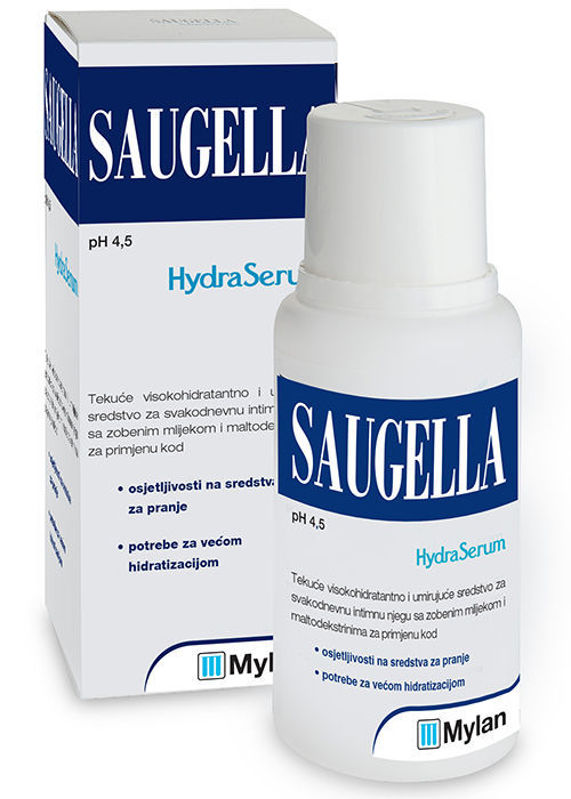 Picture of SAUGELLA HYDRASERUM 200 ML