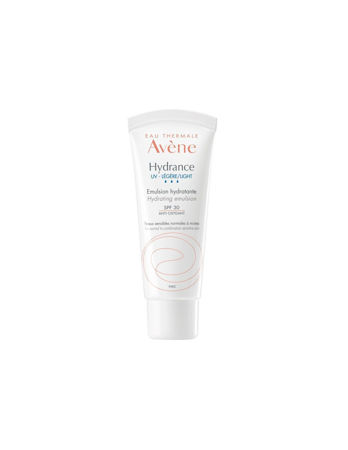 Picture of AVENE HYDRANCE OPTIMALE LÉGÉRE SPF30 40ML