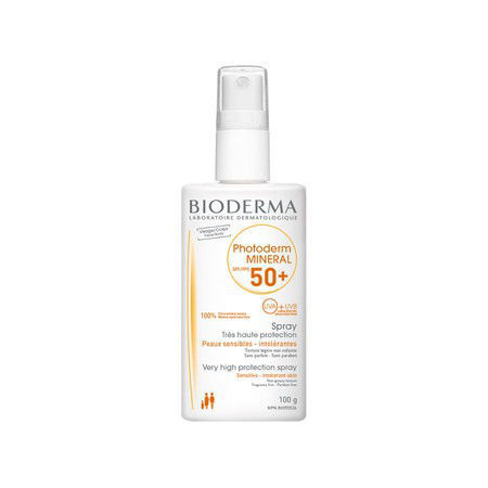 Picture of BIODERMA PHOTODERM MINERALNI SPREJ SPF-50 100G