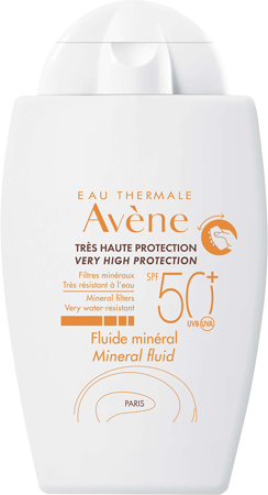 Picture of AVENE SUN MINERALNI FLUID SPF-50+ 40 ML