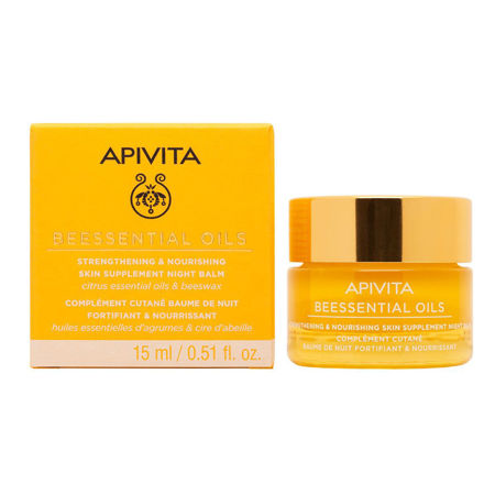 Picture of APIVITA BEESSENTIAL NOĆNI BALZAM 15ML