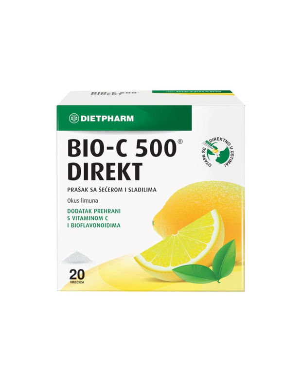 Picture of BIO-C 500  DIREKT 20 VREĆICA