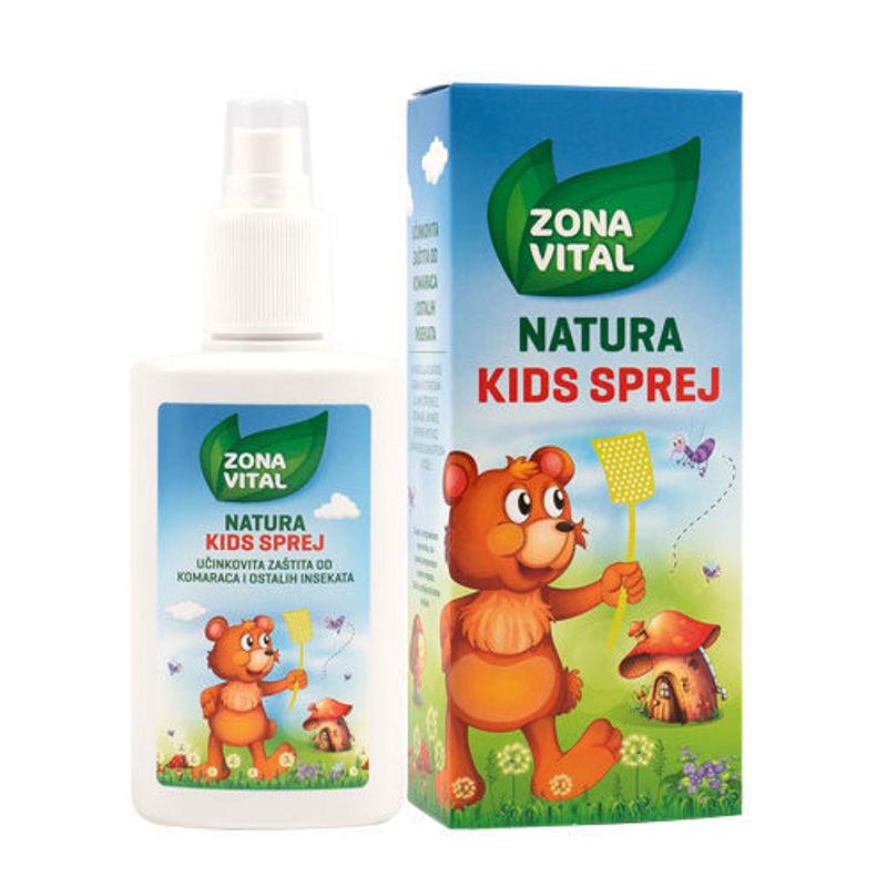 Picture of ZONA VITAL NATURA KIDS SPRAY 100 ML