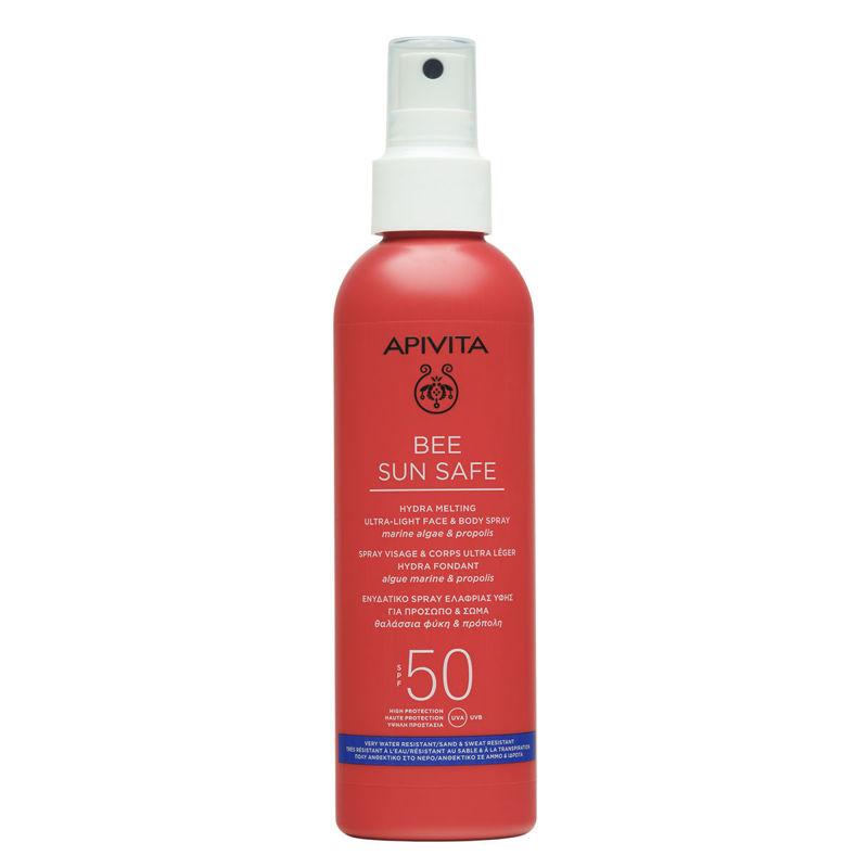 Picture of APIVITA BEE SUN SAFE SPREJ LICE I TIJELO SPF 50 200ML