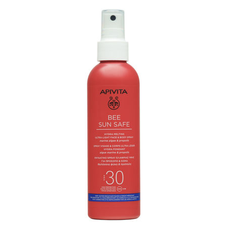 Picture of APIVITA BEE SUN SAFE SPREJ LICE I TIJELO SPF 30 200ML