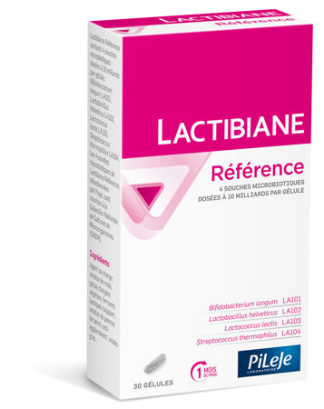 Picture of PILEJE LACTIBIANE REFERENCE 30 tableta