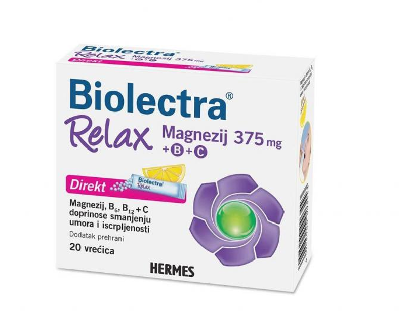 Picture of HERMES BIOLECTRA MG 375 DIREKT RELAX LIMUN