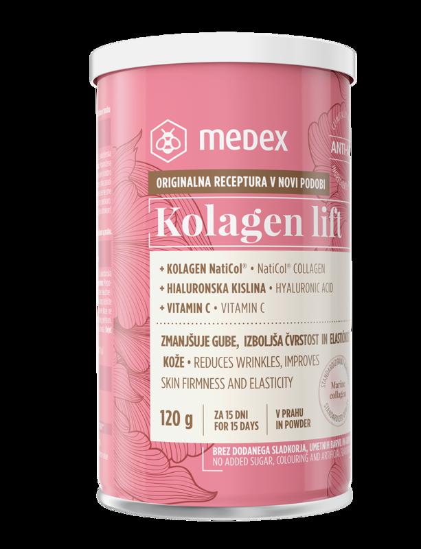 Picture of MEDEX KOLAGEN LIFT U PRAHU 120 G