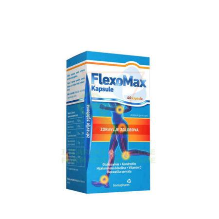 Picture of HAMAPHARM FLEXOMAX 40 kapsula