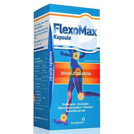Picture of HAMAPHARM FLEXOMAX  80 kapsula