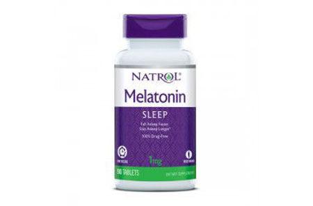 Picture of NATROL MELATONIN TR ( tablete sa vremenskim otpuštanjem) 90 TBL