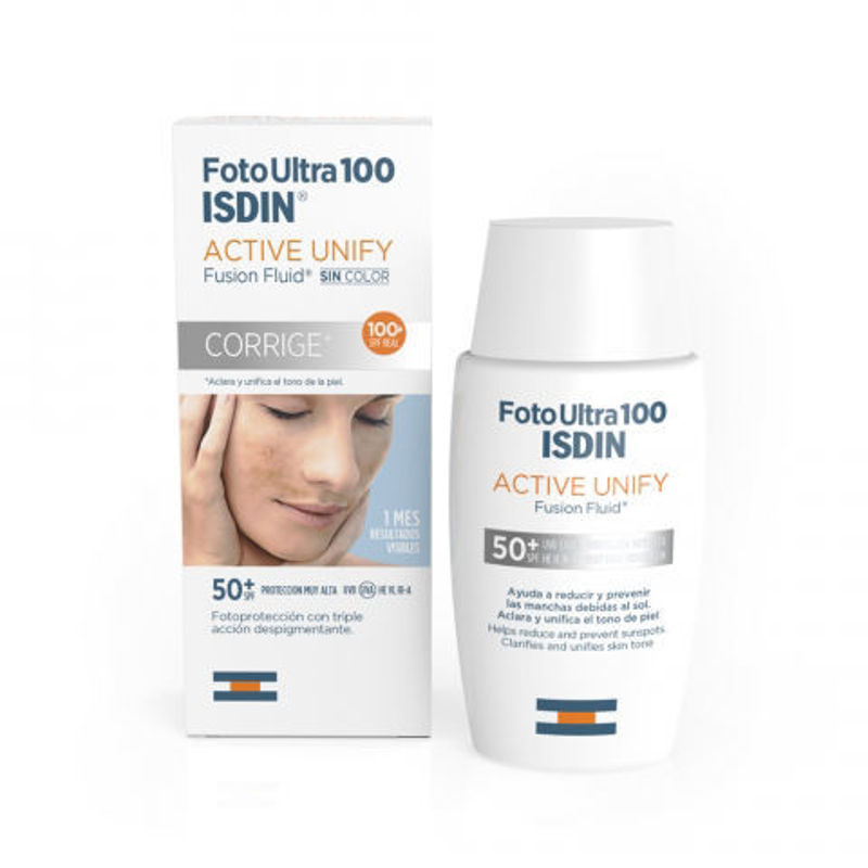Picture of ISDIN F ULTRA UNIFY FLUID 50ML