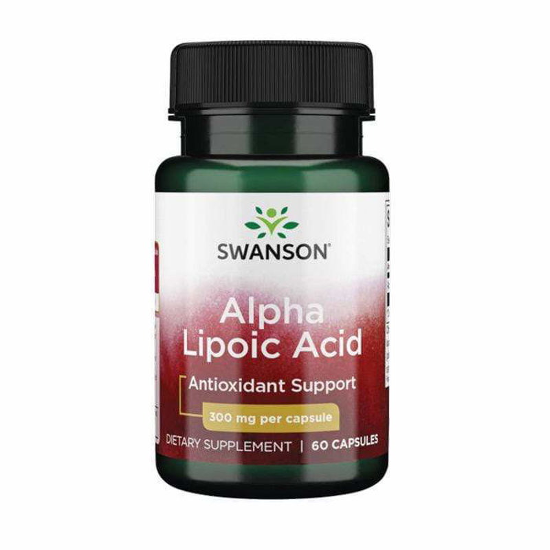 Picture of SWANSON ALPHA LIPOIC 60×300MG