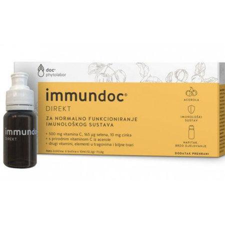 Picture of IMMUNDOC DIRECT 6X10ML